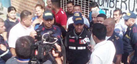 Bomberos de Maracaibo | Foto: @wilfredocure