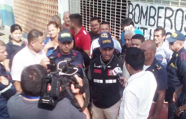 Bomberos de Maracaibo   Foto: @wilfredocure