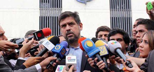 Carlos Ocariz, alcalde del municipio Sucre | Foto: Twitter