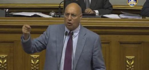 Williams Dávila, Diputado de la Asamblea Nacional por la MUD   Captura de video