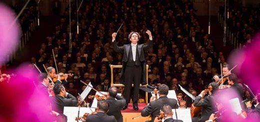 Gustavo Dudamel dedicó concierto de la Filarmónica de Los Ángeles a Armando Cañizalez |Foto referencial