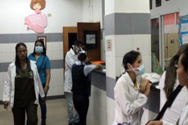 Médicos sospechan de dos casos de difteria en El Tigre  Foto: El Tiempo