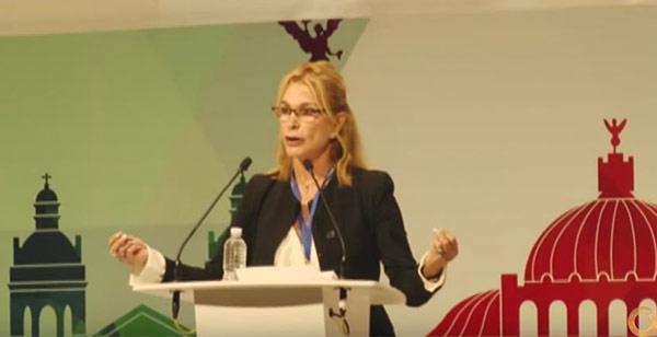 Ana Julia Jatar | Foto: Captura de video