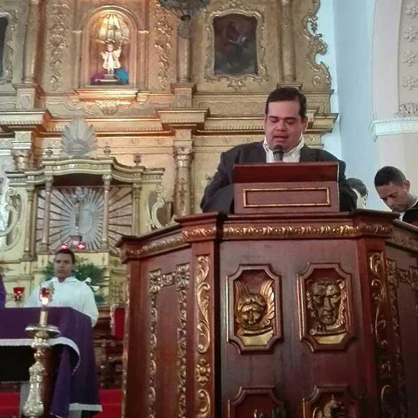 Luis Eduardo Manzano   Foto: Luis Eduardo Manzano