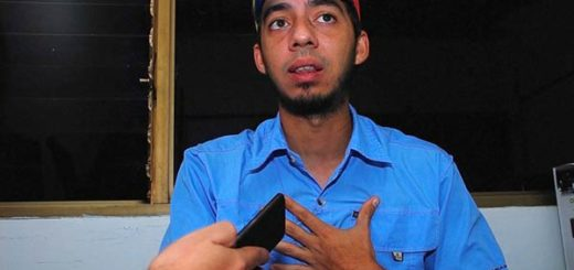 José Vicente García, concejal de San Cristóbal | Foto: captura de video