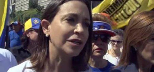 María Corina Machado | Foto: Captura de video