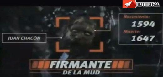 La propaganda de VTV sobre el presunto fraude de la MUD | Foto: Captura de video