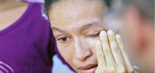 Madre de Abismael Espinoza (6), quinto niño fallecido por difteria | Foto: El correo del Caroní