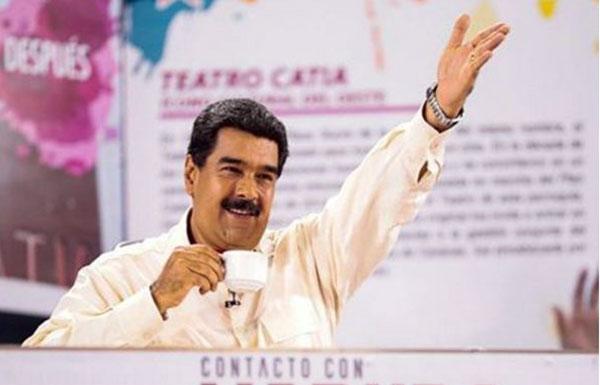 Nicolás Maduro | Foto: @contactoconmaduro