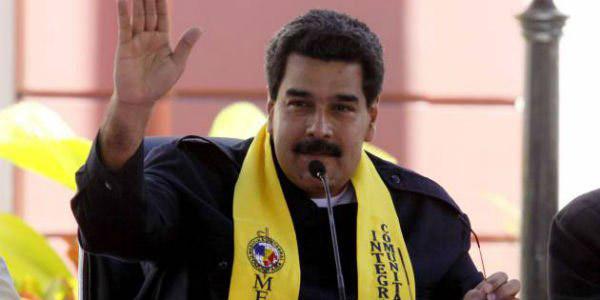 Nicolás Maduro   Foto: vía Twitter