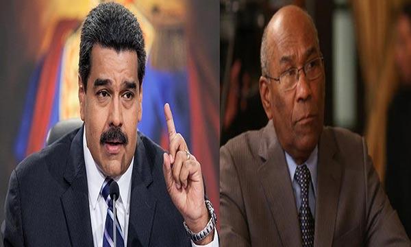 Nicolás Maduro en su programa regañó al Vicepresidente, Aristóbulo Istúriz |Fotomontaje Notitotal