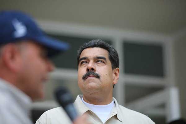 Nicolás Maduro debe cancelar deuda externa  Foto referencia