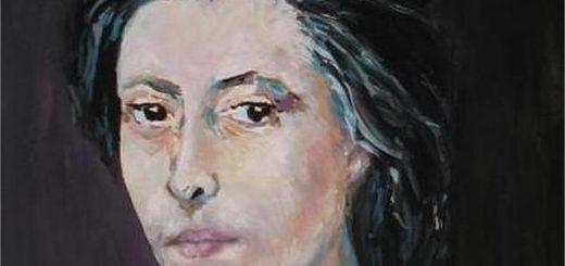María Castaña, en un retrato realizado por María Presas para el Álbum de Mujeres del Consejo de Cultura Gallega|ABC.es