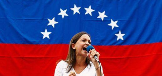 María Corina Machado, líder opositora |Foto: El Mismo País
