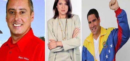 Belén Marrero revela con cuánto compraron a Winston Vallenilla y a Roque Valero  Composición Notitotal