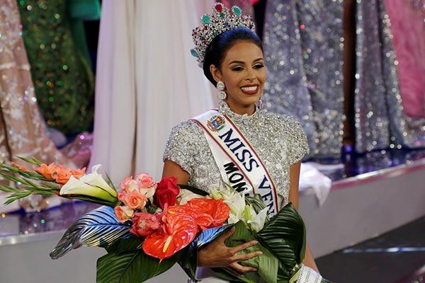 Keysi Sayago Miss Venezuela 2016|Foto: Sumarium