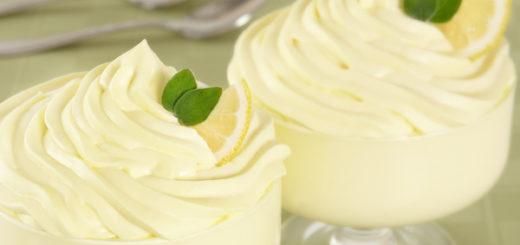 Mousse de Limón | Foto referencial