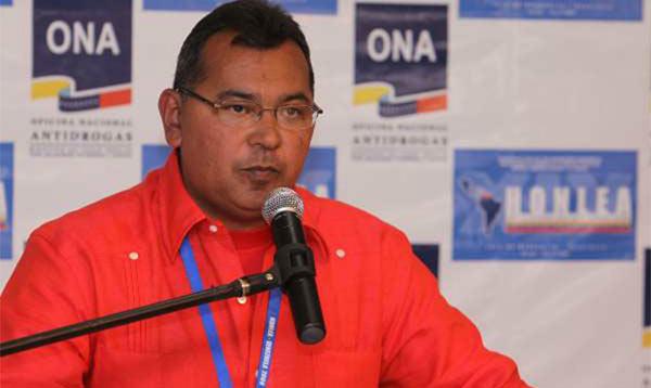 Néstor Reverol, Ministro de Interior, Justicia y Paz | Foto: Cortesía