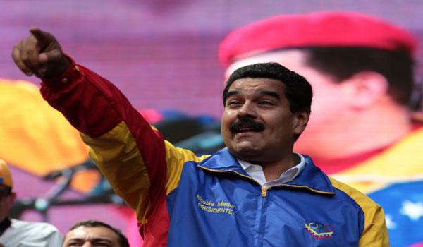 Nicolás Maduro |Foto: Efecto Cocuyo