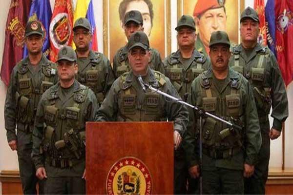 Vladimir Padrino López, Ministro de Defensa |Foto archivo