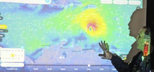En Zulia arman un plan preventivo ante la presencia del huracán Mattehw |Foto: @Inameh