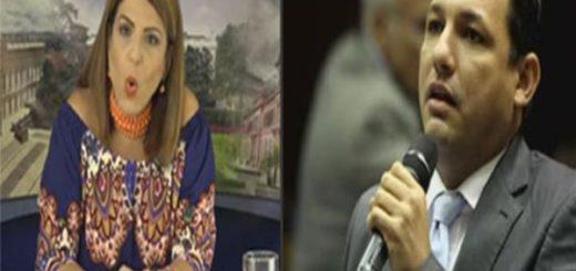 Patricia Poleo / Hugbel  Roa | Captura de video