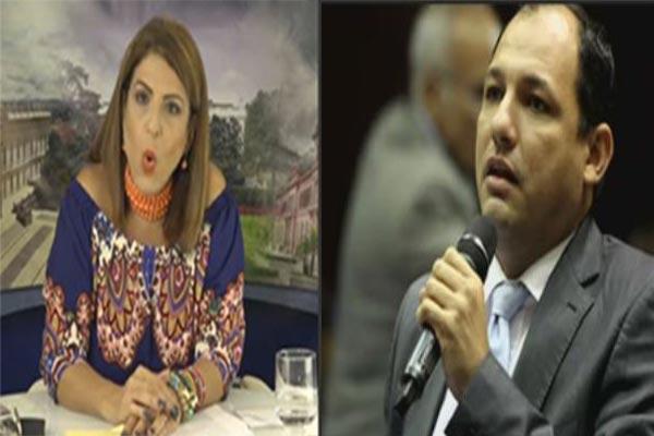 Patricia Poleo / Huberg Roa | Captura de video