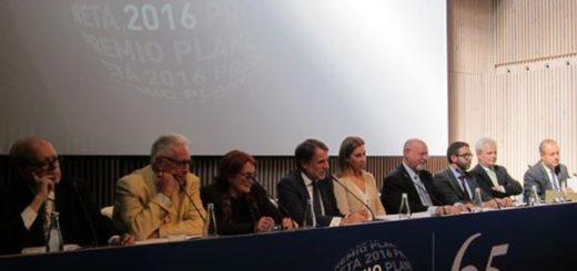Jurados para el Premio Planeta de la Novela 2016 | Foto: Cortesía