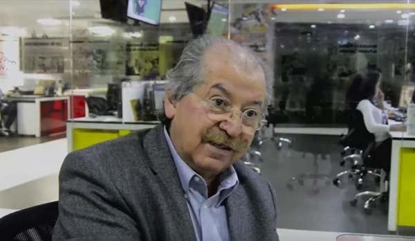 Presidente de la OVV, Robertp Briceño León   Foto:  Captura de video
