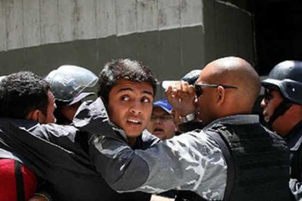 Lorent saleh | Foto: Archivo