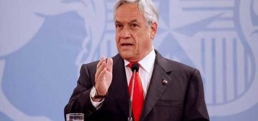 Ex presidente chileno Sebastián Piñera   Foto: Arhivo