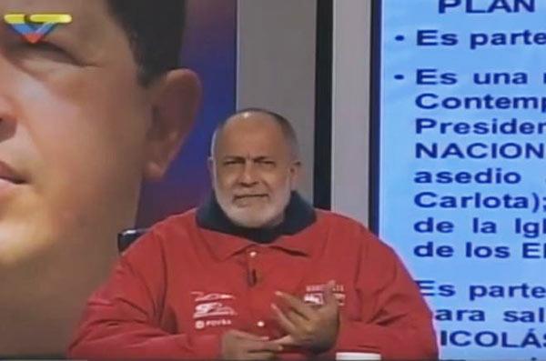 Mario Silva   Foto: Captura de video