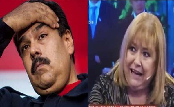 Nicolás Maduro / Susana Malcorra | Fotomontaje