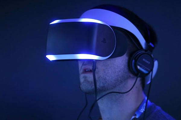 Sony lanza el nuevo casco de realidad virtual para Playstation |Foto: Nación