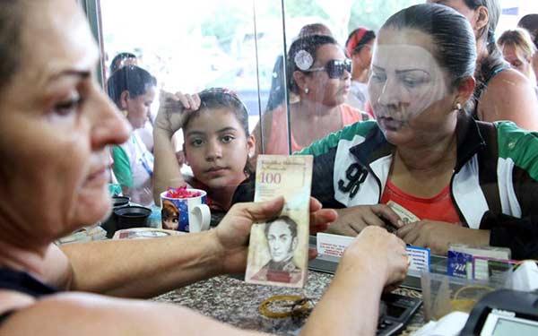 Resultado de imagen para csa de cambio de venezolanos