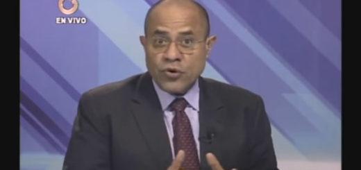 Vladimir Villegas, Periodista venezolano | Foto: Captura de video
