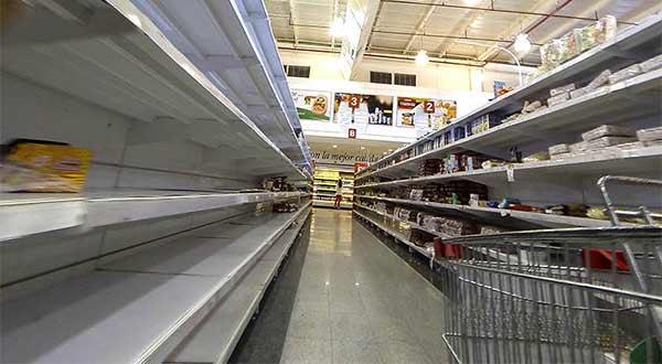 Estos son los productos de la canasta básica que más escasean en el país | Foto referencial