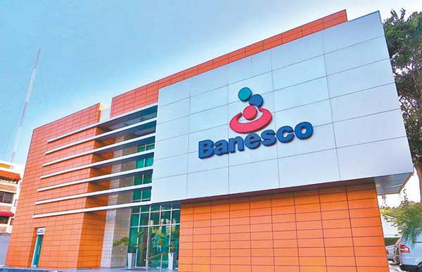 Banco Banesco | Foto referencial