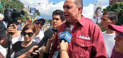 Richard Blanco, dirigente de ABP | Foto: ABPVenezuela