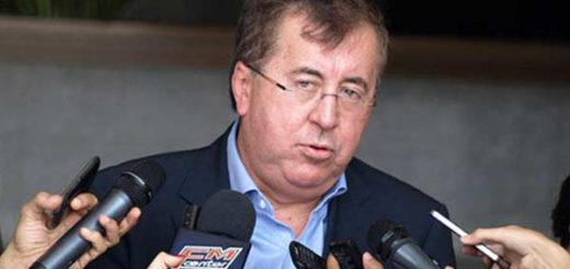 César Pérez Vivas, Ex-gobernador del estado Táchira | Foto: Cortesía