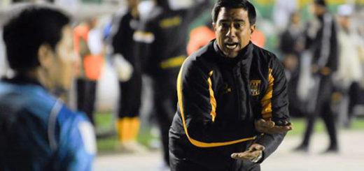 El técnico venezolano César Farías | Foto: DIEZ