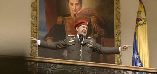 'El Comandante' | Foto: captura de video