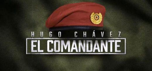 Hugo Chávez, El comandante | Foto: Sony