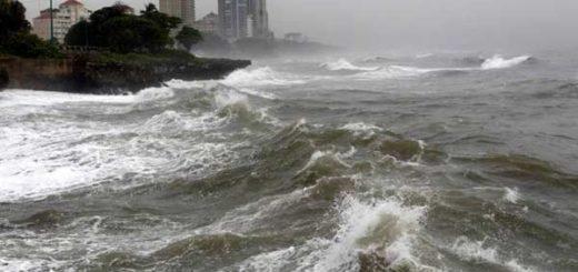Paso del huracán Matthew por Caribe colombiano | Foto: VANGUARDIA LIBERAL