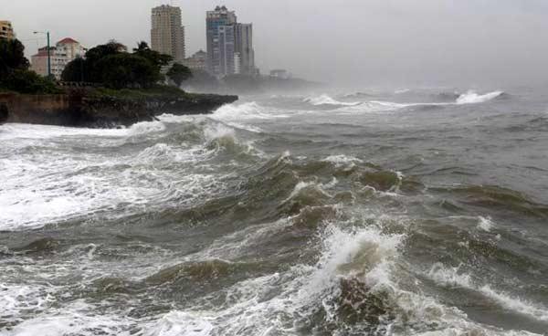 Paso del huracán Matthew por Caribe colombiano   Foto: VANGUARDIA LIBERAL