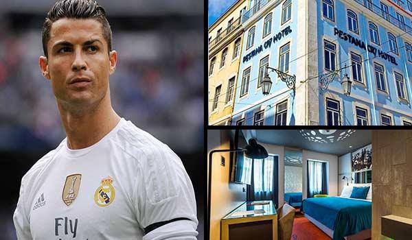 Cristiano Ronaldo inaugurará el el Pestana CR7 Lisboa | Composición: Notitotal