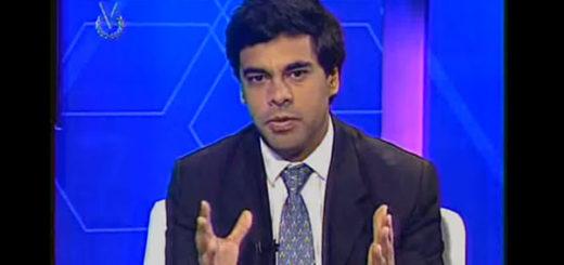 Diputado de la Asamblea Nacional, Ángel Alvarado | Foto: Captura de video