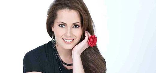 Estefanía López, actriz venezolana | Foto: El Universal