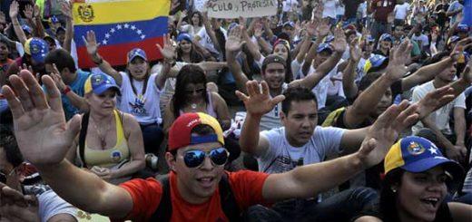 Movimiento estudiantil en protesta