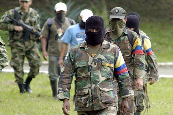 Las FARC violan protocolo de cese al fuego |Foto Pares.com
